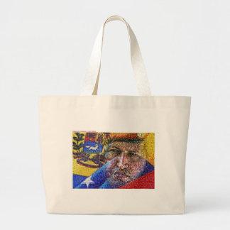 Hugo Chavez - Venezuela Bolsa Tela Grande