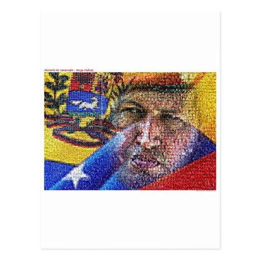 Hugo Chavez - Venezuela Tarjetas Postales
