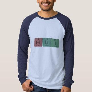 Hui como yodo del uranio del hidrógeno camiseta