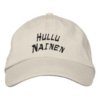 Hullu Nainen - mujer loca Gorros Bordados
