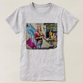 Humanité del égalité de Liberté Camiseta