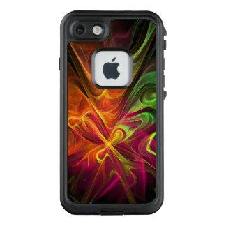 Humo coloreado para el iPhone