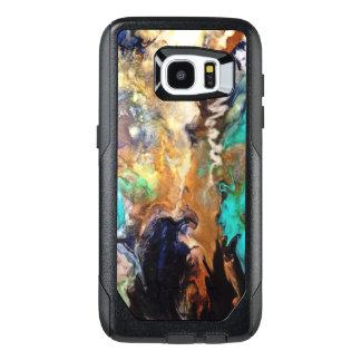 Humo y fuego Otterbox Samsung Funda OtterBox Para Samsung Galaxy S7 Edge