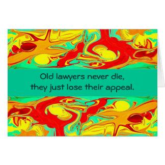 humor de los abogados felicitaciones