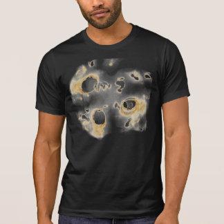 Humor del fuego de la ametralladora camiseta
