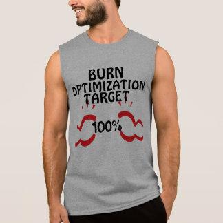 Humor del gimnasio del culturismo camisetas sin mangas