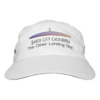 Humor del UFO de California de la ciudad del Gorra De Alto Rendimiento