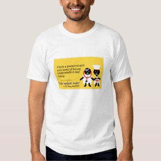 Humor médico camisetas