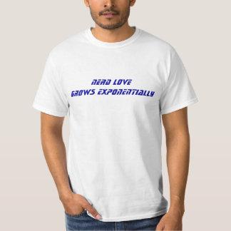 Humor para los empollones y los frikis camiseta