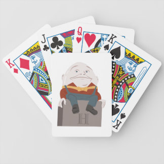Humpty Dumpty Baraja De Cartas Bicycle