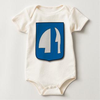 Hungría #2 body para bebé