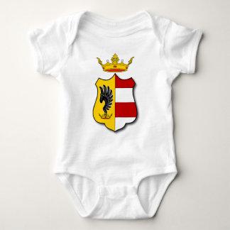 Hungría #3 body para bebé