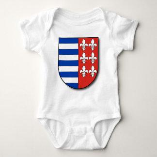 Hungría #4 body para bebé