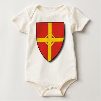 Hungría #6 body para bebé
