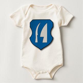Hungría #7 body para bebé