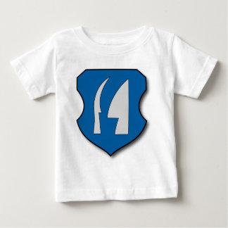 Hungría #7 camiseta de bebé