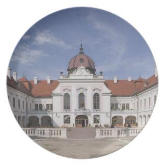 Hungría, Budapest, Godollo: Mansión real, hogar Plato