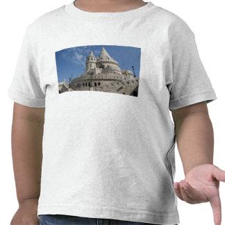 Hungría, capital de Budapest. Buda, castillo 2 Camiseta