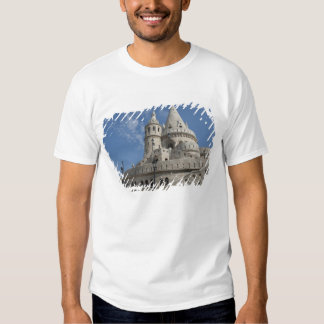 Hungría, capital de Budapest. Buda, castillo 2 Camisetas