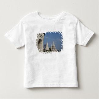 Hungría, capital de Budapest. Buda, castillo Camiseta