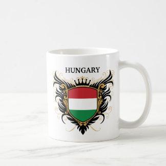Hungría [personalice] taza de café