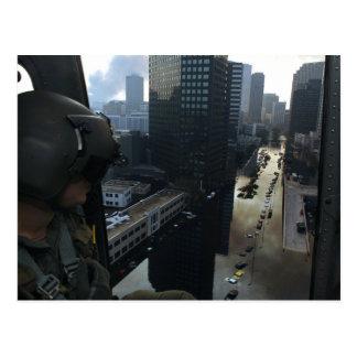 Huracán Katrina 2005 postales de los objetos de