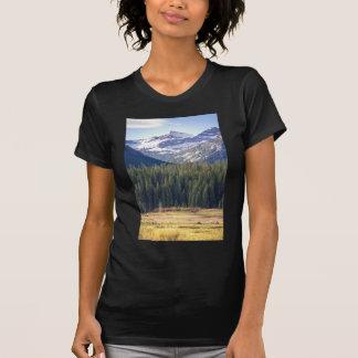 Hyalite enarbola Bozeman, Montana Camiseta