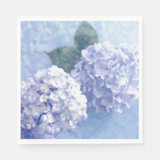 Hydrangeas Servilleta-Azules de papel Servilleta De Papel