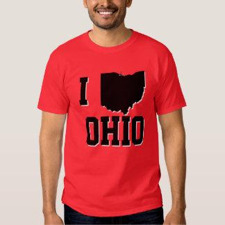 I <3 Ohio Camiseta