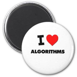 I algoritmos del corazón iman para frigorífico