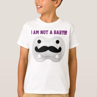 ¡I AM NOT A NIÑO!!! CAMISETA