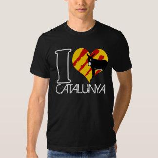 I Amor Catalunya Camisas