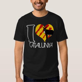 I Amor Catalunya Camisetas