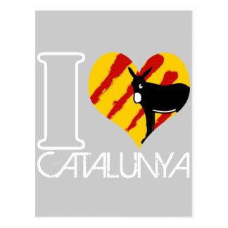 I Amor Catalunya Postal