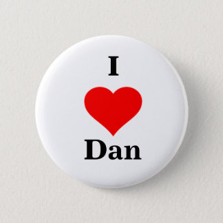 I botón de Dan del corazón