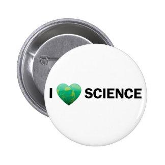 I botón de la ciencia del corazón