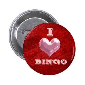 I botón del bingo del corazón