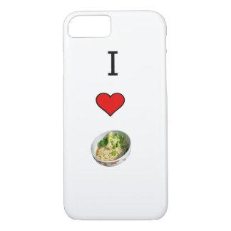 I caja 6/6s de los Ramen del corazón Funda iPhone 7