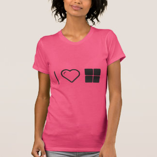 I cajas del corazón cuatro camiseta