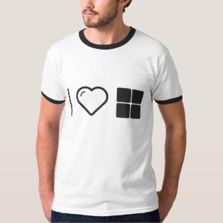 I cajas del corazón cuatro camisetas