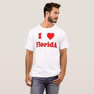 I camisa de la Florida del corazón