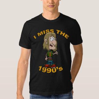 I camiseta de los años 90 de Srta. The