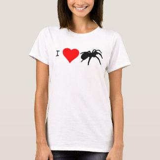 I camiseta de los Tarantulas del corazón (blanca)