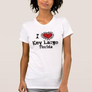 I camiseta dominante de la Florida del Largo del