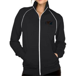 I chaqueta de American Apparel de las mujeres de l