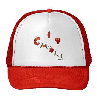 I chile del corazón gorras