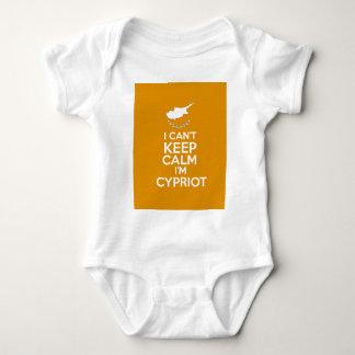 I Cnt guarda al chipriota de la calma Im Body Para Bebé