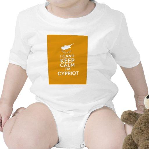I Cnt guarda al chipriota de la calma Im Trajes De Bebé