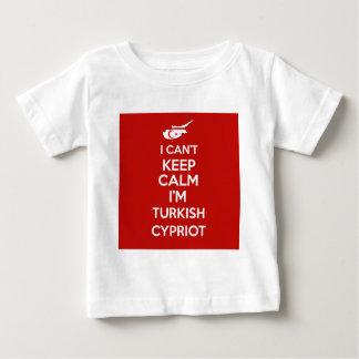 I Cnt guarda al chipriota turco de la calma Im Camisetas