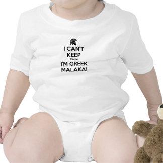 I Cnt guarda Griego de la calma Im Trajes De Bebé
